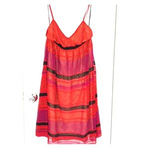 M missoni sundress for late summer and early fall